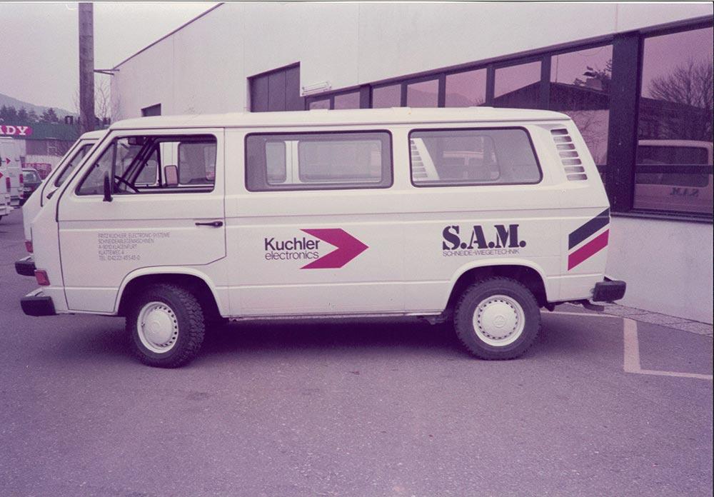 Sam Kuchler 1985