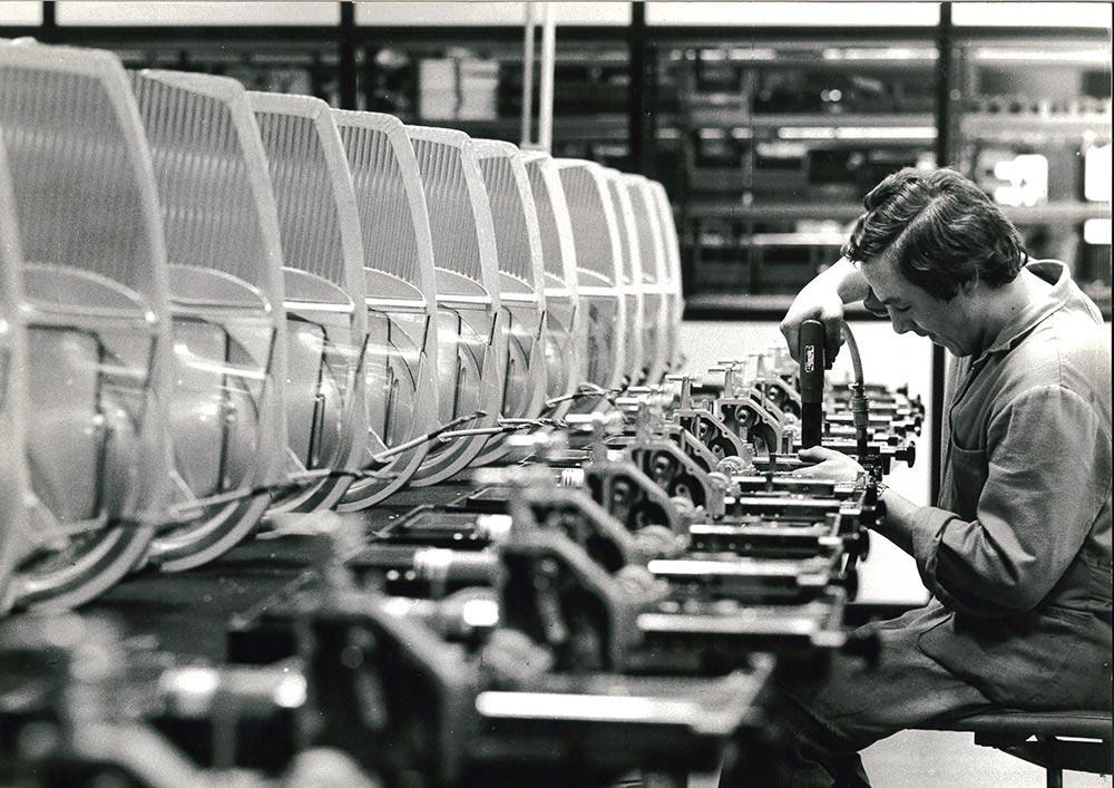 SAM Kuchler, Aufschnittmaschinen Fertigung in Österreich
