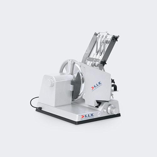 sam aufschnittmaschine lachs handbetrieben