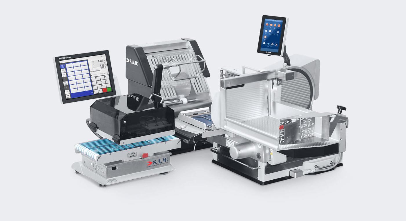 RX3 + SAM PAZ-Mettler   S.A.M. KUCHLER Electronics GmbH
