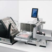 SAM Aufschnittmaschine vollautomatisch, Robopacker, Touchpad