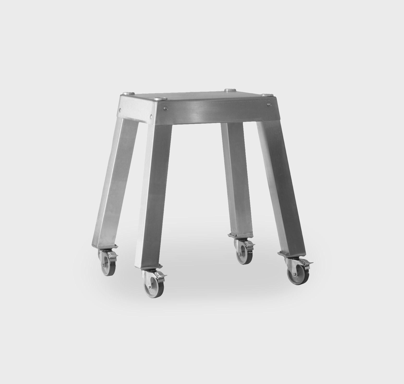 fahrbarer Tisch aufschnittmaschinen