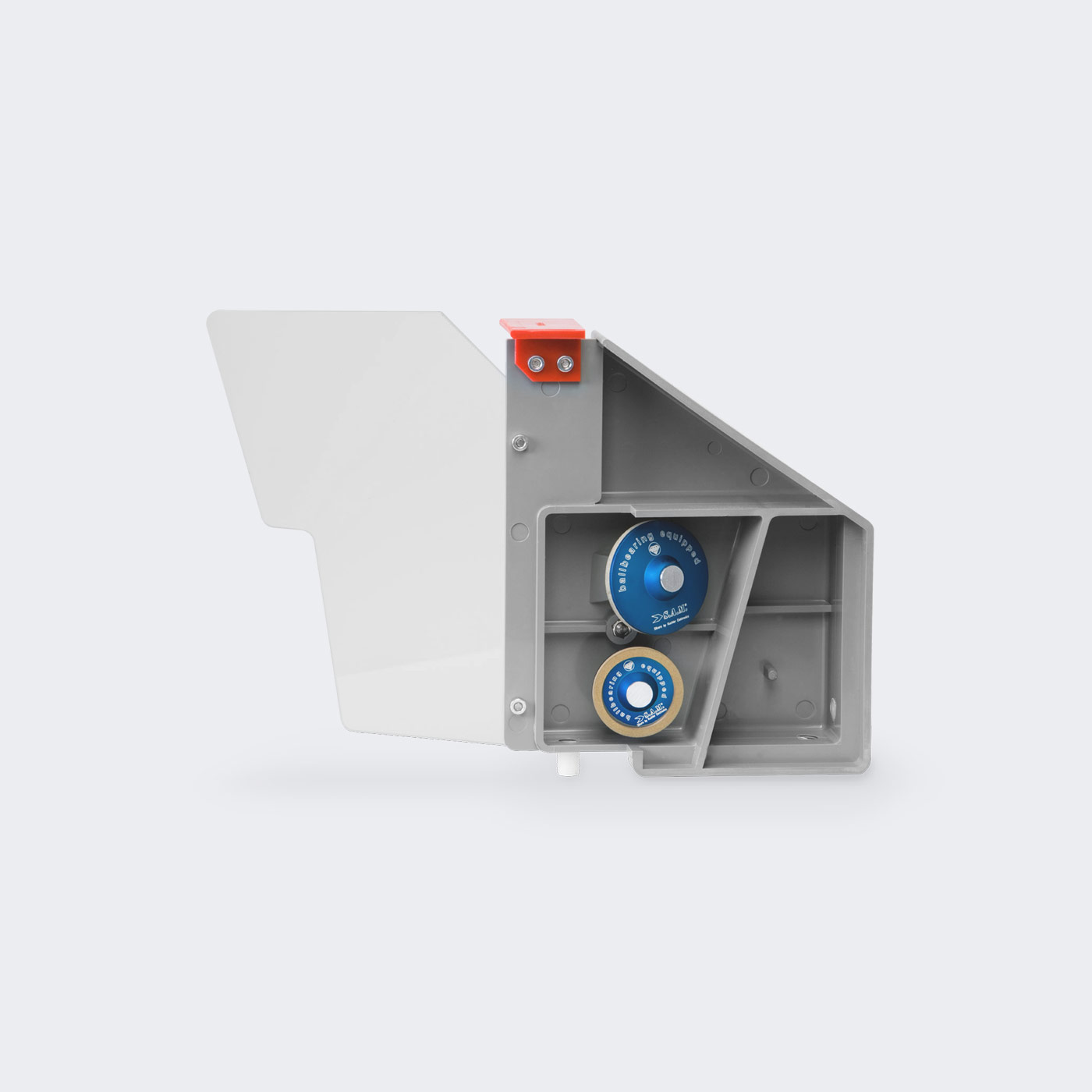 Diamantschleifapparat   S.A.M. KUCHLER Electronics GmbH