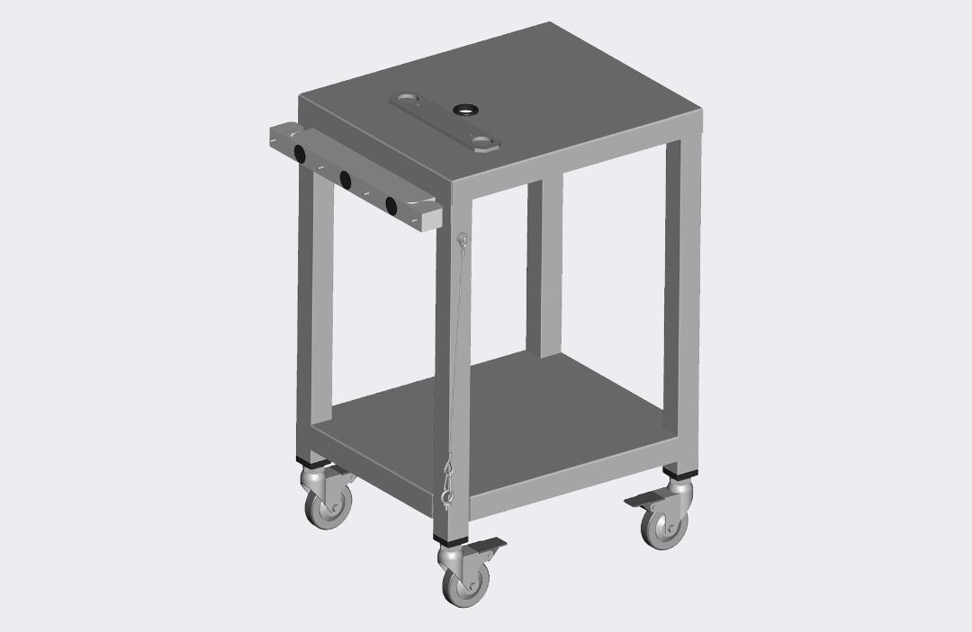 Beistelltisch PAZ   S.A.M. KUCHLER Electronics GmbH