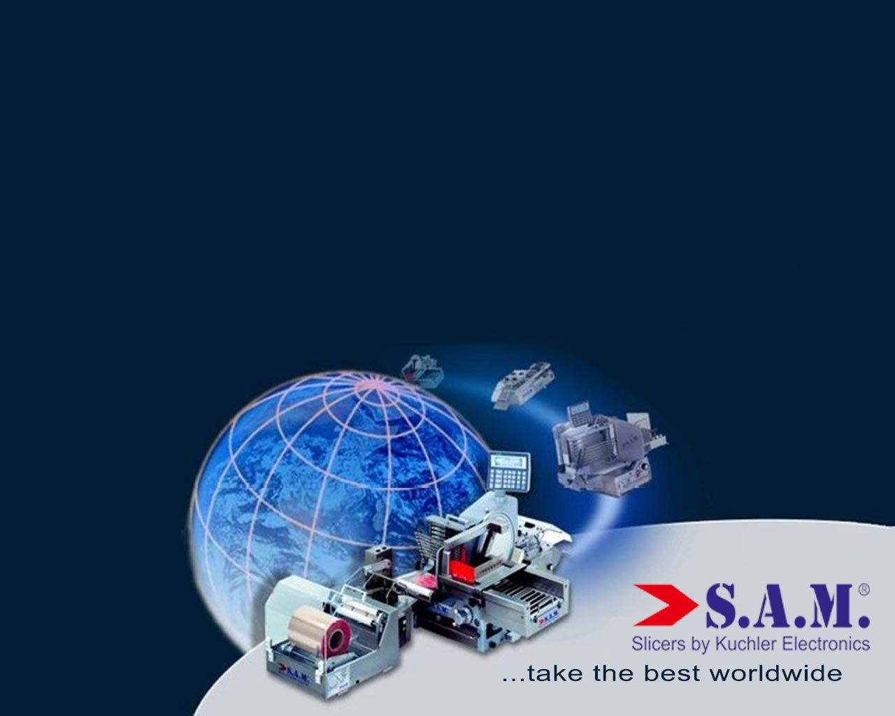 Sam World S A M Kuchler Electronics Gmbh