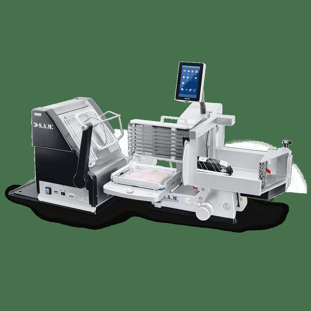 smm aufschnittmaschinen X3 RoboPacker, vollautomatisch, verpackungsroboter